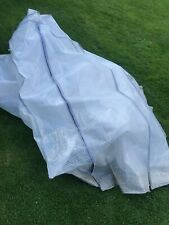 Garden Greenhouse Cover Walk-In Plant Grow House Cover Used
