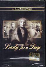 LADY FOR A DAY - DVD (NUOVO SIGILLATO) FRANK CAPRA