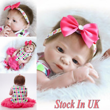 Realistico 45cm Bambole Reborn Silicone Neonato  Reborn Dolls Giocattolo Regalo