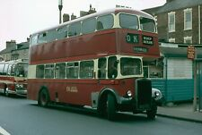572 FTF OK Motor Services, Bishop Auckland 6x4 Quality Bus Photo