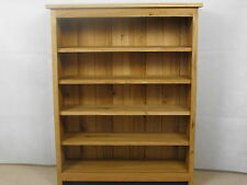 Oak DVD/CD unit or bookcase, ideal for the study, living room or lounge
