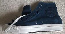 Converse - Chuck Taylor - Leather Dress Blues (Women's-9 Mens-7 UK-7 EUR-40) New