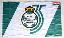 Santos Laguna Flag Banner 3x5 ft Torreon Mexico Futbol Soccer Bandera 35 Años 6
