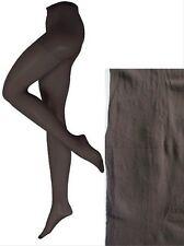 New Womens Plus Sz 22 24 26 Tights Pantyhose Dark Grey 20 Denier Sheer Stockings