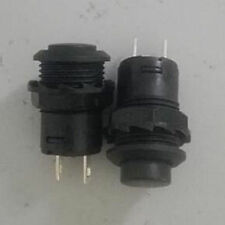 50,Black Lock OFF-ON Push Button Car/Boat Switch,BK35w