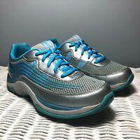 Dansko Women's Slip Resistant Blue Nurse Tennis Shoes Size US 6.5-7, 4201931919