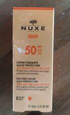 Crema solare protezione 50 NUXE 50ml