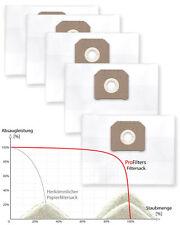 5 x Staubbeutel Filtersack für Protool VCP 260, VCP 300