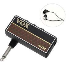 VOX AC30 Mini Amp W/ FREE HEADPHONES ! AMPLUG 2 AP2AC NEW