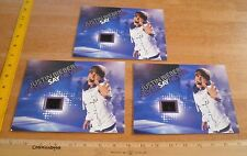 Justin Bieber Never Say NEVER Winners Only! 1 of 500 senitype cel card X3 2011