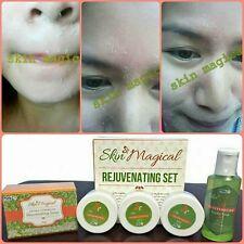 Skin Magical Whitening Rejuvenating Kit #1 Age-Eraser Collagen Micro Peeling