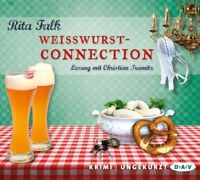 WEIßWURSTCONNECTION - FALK,RITA  7 CD NEW