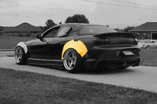 Rear fender flares LION'S KIT for Mazda RX8 RX-8 SE3P S1 S2 2003-2012 (fenderkit