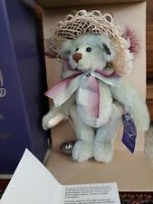 """Victorian Annette Funicello Bear 10"""" Jessica with Coa by Papel 114/5000"""