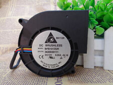 DELTA BFB1012UH 12V6A High Speed Turbine Cooling 4 wire Fan Exhauster #M2731 QL