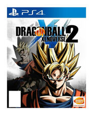 Dragon Ball Xenoverse 2 - Brand NEW Factory Sealed PS4