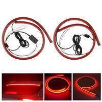 LED Brake Light Strip Bar Car Turn Signal Reverse Warning Light 90cm For Truck