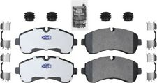 Disc Brake Pad Set-Heavy Duty Disc Brake Pad Front Magneti Marelli 1AMVF11268