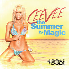 Cee Vee - Summer Is Magic [New CD] Extended Play, Manufactured On Demand