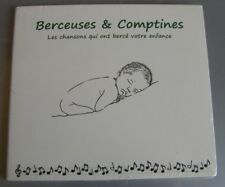 BERCEUSES & COMPTINES (CD) LES CHANSONS QUI ONT BERCE VOTRE ENFANCE  NEUF SCELLE