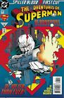 Adventures Of Superman Comic 507 Cover A First Print 1993 Karl Kesel Kitson DC .