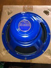 Weber blue speaker