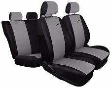 CAR SEAT COVERS Full set fit Peugeot 208  - XR black/grey sport style