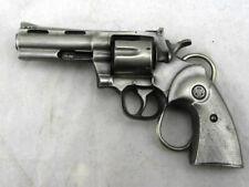 Buckle Colt Python 357 Magnum Revolver Hand Gun Smith Wesson Caliber Pistol M29