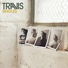 Singles [PA] by Travis (UK) (CD, Nov-2004, Epic)