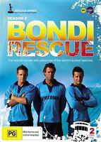Bondi Rescue : Season 4 - New, Genuine & Sealed - Lifesaver DVD Region 4 (D233)
