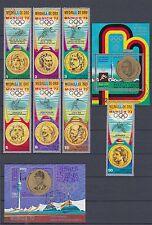 Briefmarken 14 Gestempelte Werte. Äquatorialguinea Äquatorialguinea