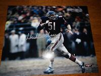 Dick Butkus Hand Signed 8x10 Photo Autographed COA Chicago Bears HOF