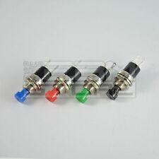 4 pz pulsante miniatura da pannello normalmente aperto - ART. ER12