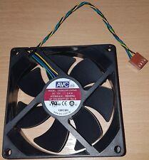 Fan HP DV5800 AVC DS09225R12HP045 Cooling Fan 92x25mm DC 12V 453077-001 4 Pin