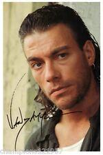 Jean Claude van Damme ++Autogramm++ ++Hollywood-Star++2