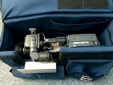 Sony DXC-537 Camcorder/Sony PVV-3 Recorder With Case - Video Camera