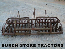 3 Point Hitch ROLLING SPIKE DISC HARROW / AERATOR