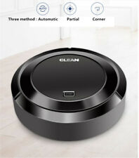 Automatic Smart Robot Vacuum Cleaner Sweeping Mopping Rechargeable Auto Cleaning