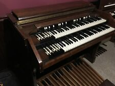 Hammond D Organ with Tone Cabinet and Hammond ExtraVoice F-100 For Sale