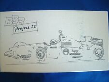 BBR - FERRARI F310B - PROJECT 20 - PR07 - 1:20th SCALE RESIN AND METAL KIT