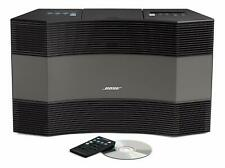 Bose Acoustic Wave Music System II Titanium Silver