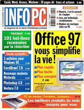 Magazine Info PC 130 - Novembre 1996