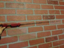"""Hardwater Customs 28"""" Perch Buster Lt Action Ice Fishing Rod Split Grip"""