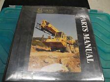 GROVE RT633C Crane Illustrated PARTS Manual Cummins   05/1996