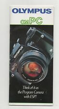 Photography Reference Guide For tHe Olympus Ompc
