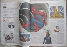 Marvel Unmasked - Return to Realism – Times Saturday Review – 1 July 2017
