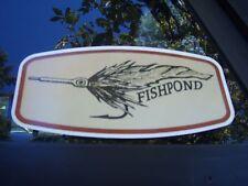 Fishpond Bunny Fly sticker