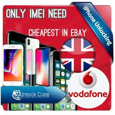 UNLOCKING SERVICE FOR APPLE IPHONE 4 4S 5C 5S WE NEED ONLY IMEI TO UNLOCK