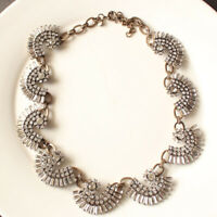 """New 22"""" Jcrew Collar Statement Necklace Gift Vintage Women Party Holiday Jewelry"""