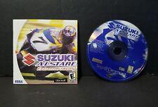 Suzuki Alstare Extreme Racing (Sega Dreamcast, 1999) No Case